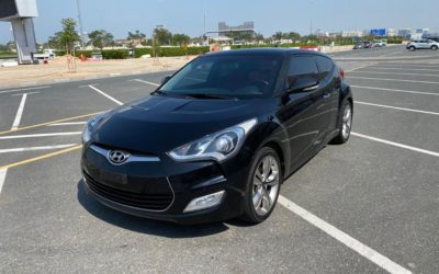 Hyundai Veloster Price in UAE